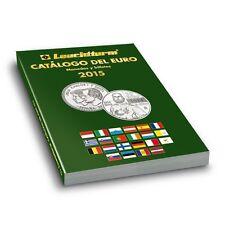 Catálogo €URO, monedas y billetes. A todo color. Edición 2015