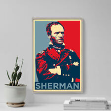 William T. Sherman Art Print 'Hope' - Photo Poster Gift