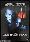 THE GLIMMER MAN Steven Seagal Original ROLLED Australian one sheet Movie poster