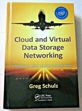 Cloud and Virtual Data Storage Networking by Greg Schulz  HC 2012 New