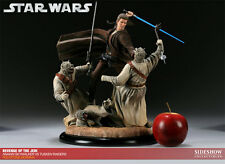 STAR WARS - Anakin Skywalker VS Tusken Raiders Diorama Sideshow