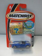 Matchbox Treasure Ford Shelby Cobra Concept 42