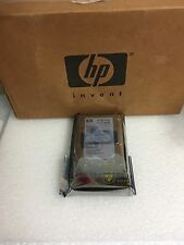 "HP AJ872A AJ872B 495808-001 600GB 15K M6412 3.5"" fibre channel hard drive"