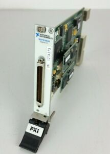 National Instruments PXI-6534 Digital I/O Board