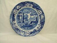 Copeland Spode Blue Italian dinner plate