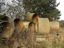 Glass Fibre Reinforce Pipe / Manholes BIG 4-7ft diameter prices start at £100