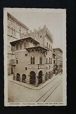 Carte postale ancienne CPA FIRENZE (FLORENCE) - Via Calimala-Palazzo dell'Arte