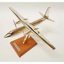 "Fokker F-27 ""Friendship"" 1955 Atlas Editions Silver Classics Aircraft. # 006."