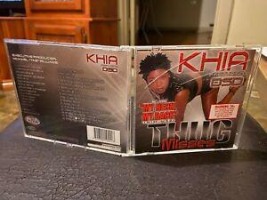 Khia - Thug Misses (Explicit Version) - Khia CD feat. my Neck my Back Lick it