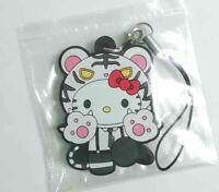 Bungo Stray Dogs Hello Kitty SANRIO Rubber Strap Charm Atsushi Nakajima F/S