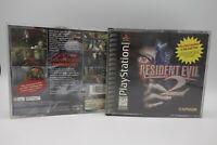 RESIDENT EVIL 2  PS 1 PSX PLAYSTATION USA  IMPORT
