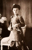 OLD PHOTO Czarewitch Alelxis Of Russia The Heir To The House Of Romanov