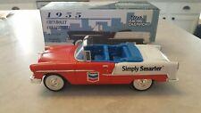 Racing Champions #55015 1955 Chevy Convertible Chevrolet Racing Chevron