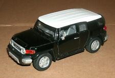 1/36 Scale Toyota FJ Cruiser Diecast Model Replica Sport Ute 4x4 Kinsmart KT5343