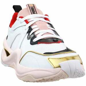 Puma Rise X Charlotte Olympia Lace Upsneakers Womens  Sneakers Shoes Casual   -