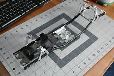 SCX10 frame KYX aluminum W/ Silver mounts  for 1/10 Axial projects