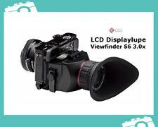 "GGS Swivi LCD Displaylupe Viewfinder S4 3"" 16:9 zoom x3 f Sony A5000 NEX-7 NEX-5"