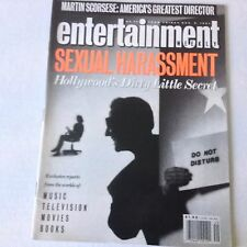 Entertainment Weekly Magazine Sexual Harassment December 6, 1991 060717nonrh