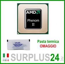 CPU AMD PHENOM II X2 550 HDZ550WFK2DGI-HDX550WFK2DGM 3.10 GHZ 6MB Socket AM2+AM3