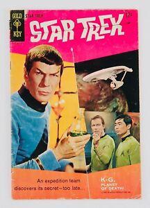 STAR TREK #1 GOLD KEY 1967 First Appearance In Comics 1st App Hot Key Grail