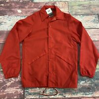 Vintage King Louie Red Jacket Men Size XS