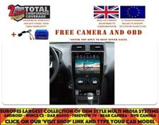"16"" TESLA DVD GPS NAVI BT ANDROID 7.1 DAB+ CARPLAY TOYOTA PRADO 2018 NH-1688"
