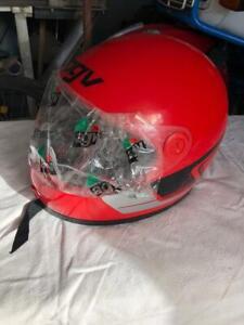 Vintage Full-Face Helmet, NOS, AGV