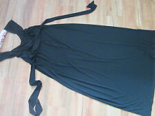FULL LENGTH , SIZE 14, STRETCH DRESS BY BASQUE [AUSTRALIA]