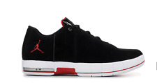 Jordan TE 3 Low Team Elite Men Size 10 Black White Red NIB $110 GB 646
