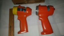Aluminum Handles For Tooling - Pair Incomplete *Perfect Condition for completion