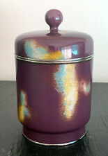A Japanese Cloisonne Covered Jar by Ando Jubei