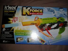 KNEX KForce Mini Arbalète Building Set Construction et Blast 47517 82 pcs