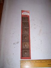 1970 Original Furniture Decorative TRIM Molding Parts Pieces - Corner - #35