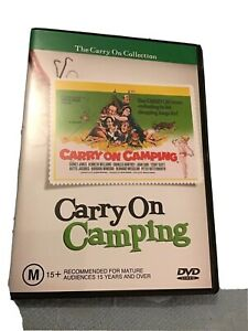 Carry On Camping Dvd