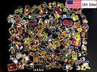 100 Simpson Skateboard Stickers Vinyl Laptop Luggage Decals Dope Sticker Lot Mix