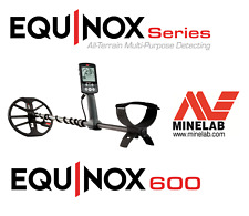 New Detector!! Minelab Equinox 600 Metal Detector