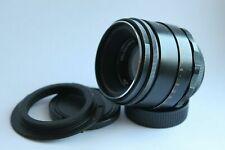 Helios 44-2 58mm f / 2 M42 Boke Lens per Canon EOS Adapter 1100D 1200D 60D 760D