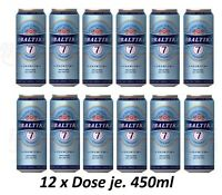 "12 Dosen Bier ""Baltika"" Nr.7 5,4% vol. Пиво ""Балтика №7"" 5,4% алк. Premium 5,4L"