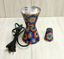 "Motion & Glitter Model 2000 Multi-Color 6"" Lava Lamp Base And Top Piece"