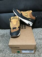 New Balance 1500 MH1500TK Wheat Tan/Dark Navy Made In England Mens Size 8 $200