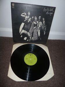 ALICE COOPER Love It To Death LP 1971 UK 1st Press Warner Brothers K 46117 MINT