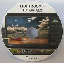 Learn to use Adobe Lightroom 4