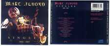 MARC ALMOND - SINGLES 1984-1987 - CD 1987 NL press ex SOFT CELL NEAR PERFECT