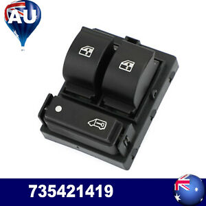 Electric Window Switch FIT For PEUGEOT BOXER CITROEN RELAY FIAT DUCATO 735487419
