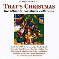 Band Aid : Thats Christmas: The Ultimate Christmas CD FREE Shipping, Save £s