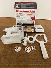 Kitchenaid FGA Food Grinder Attachment In Box Looks New
