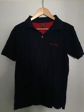 Original Pierre Cardin Poloshirt Polohemd Gr. M Slim Fit blau navy wie neu