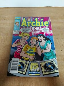 Archie Comics #542 Newsstand Variant Innuendo Cover Htf