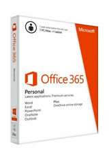 Microsoft Office 365 Personal De 1y Subscr.p2 QQ200538