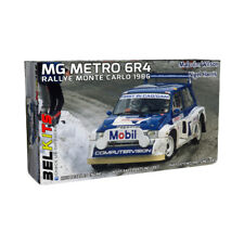 Belkits MG Metro 6r4 1986 Monte Carlo Rally Car Model Kit (scale 1 24)